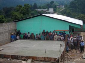 School water tank
